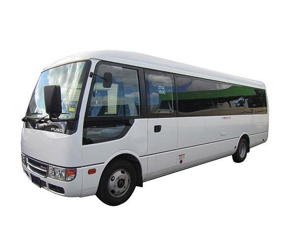 Minibus hire gold coast to brisbane